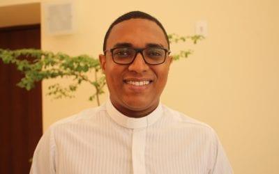 Padre Ricardo Henrique Oliveira Santana